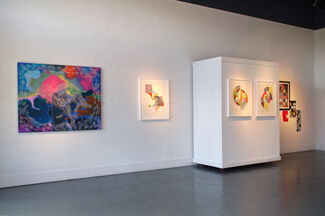 On the Curve, installation view