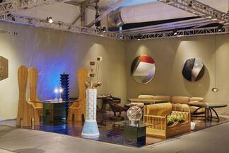 Erastudio Apartment Gallery at Design Miami/ 2015, installation view
