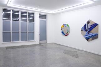 Pamela Jorden: Sun Drawing Water, installation view