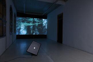 DER TOD DER SONNE - Nicolas Rupcich, installation view