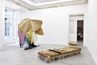 Extensions Made To Trouble Transformation, installation view