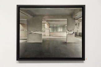 Void by Loi Cai Xiang, installation view