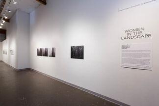 Women in the Landscape, installation view