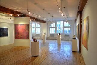 Unbound, installation view