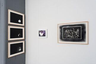 Arachne's Woof, installation view