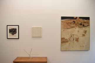 Earth & Light, installation view