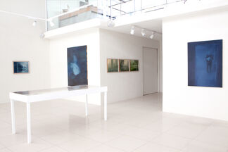 Katherine Spindler: TO HOLD TIME, installation view