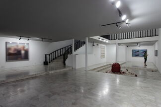 Galería Tiro Al Blanco at Zsona MACO 2016, installation view