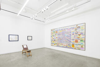 If You Lived Here, You'd Be Home, installation view