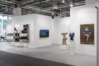 303 Gallery at Art Basel 2017, installation view