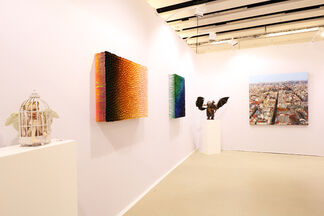 Absolute Art Gallery at YIA ART FAIR #09 (Brussels), installation view