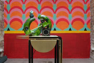 Than Hussein Clark: Debts (Erotic Review Sinai), installation view