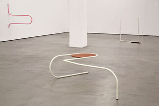 COSAR HMT at Art Brussels 2017, installation view