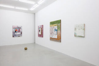 LOOK WHAT THE CAT DRAGGED IN - Ulrik Weeck, installation view