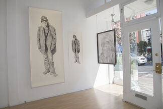 """Joel Daniel Phillips: """"I Am Another Yourself"""", installation view"""
