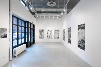 Now, Then..., installation view