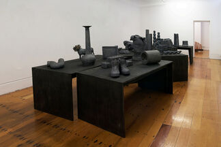Under The Table, installation view