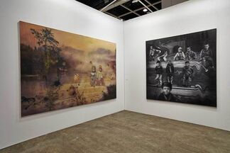 Stephen Friedman Gallery at Art Basel Hong Kong 2013, installation view