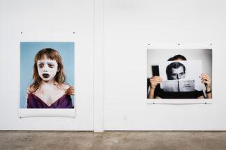 Aura Rosenberg: Who Am I? What Am I? What Am I?, installation view
