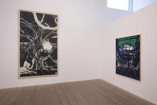 FABRICIO LOPEZ / BISSO, installation view