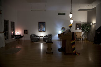 "Phillip Kremer ""Hells Belles"", installation view"