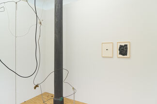 Geisterfallen und anderes, installation view