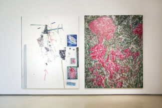 Jiwon KIM : Becoming the Horizon, installation view