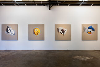 Oliver Clegg: Life Is a Gasssss, installation view