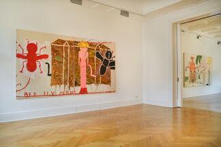 Boy meets Girl, installation view
