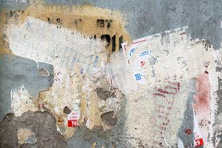 """Yasuo Kiyonaga """"Wall in the city"""", installation view"""