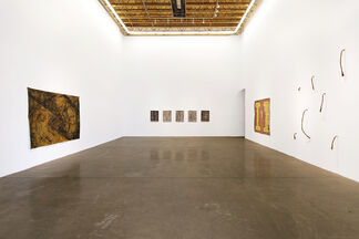 Mythopoeia in Three Acts, installation view