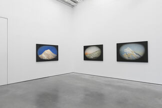 Ed Ruscha - New Works on Paper, installation view
