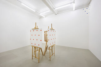 The supreme rifts…a measured propinquity, installation view