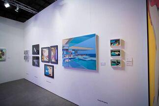 Cynthia Corbett Gallery at Art Silicon Valley/San Francisco, installation view