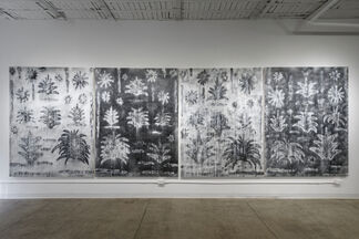 Something the Sun Would Say, installation view