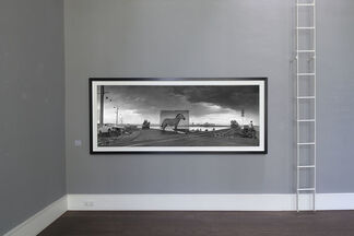 Nick Brandt »Inherit the Dust«, installation view