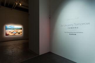 An Uncanny Tomorrow Yuan Goang-Ming Solo Exhibition, installation view