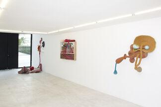 Maria Nepomuceno | Universo em expansão (Expanding Universe), installation view
