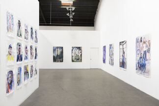 Charlie Roberts - Fan Art, installation view