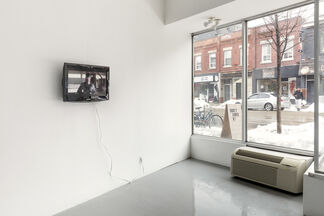 Stop Me If You've Heard It, installation view