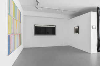 WEIGHT FOR THE SHOWING, installation view