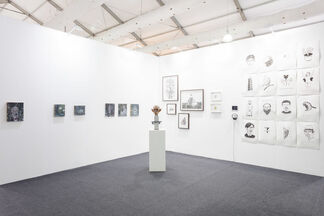 Christine Park Gallery at Art Central 2016, installation view