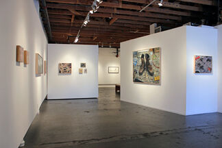 Think Paint: Recent Work by Chester Arnold, installation view
