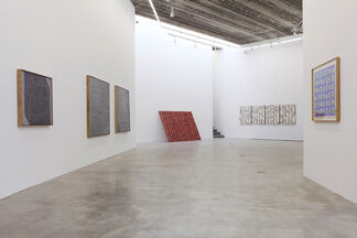 Qin Yifeng - Line Field, installation view