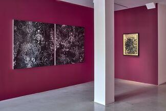 Changez! Art Brussels in Amsterdam, installation view