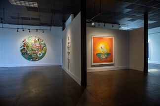The Iruka Elvis Spell, installation view