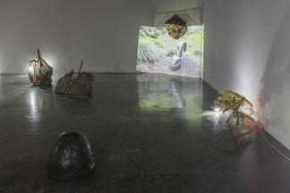 Yu Ji / Black Mountain 于吉 / 黑山, installation view