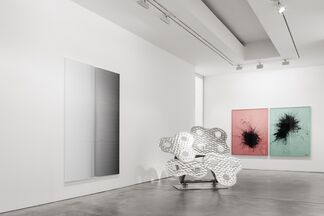 The Matter in Harmony, installation view