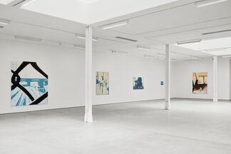 Wilhelm Sasnal, installation view