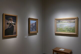 Offer Waterman and Co. at Masterpiece London 2015, installation view